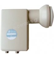 MTI HIGH LINE AP82-XT2N Twin LNB 0dB