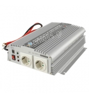 HQ-INVERTER 1KW/12V Inverter 1000W 12VDC to 230VAC.