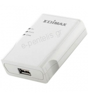 Ενσύρματο USB print server  EDIMAX PS-1206MF