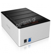 USB 3.0 Docking Station 4 θέσεων  IB-141CL-U3