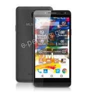 "Smartphone με οθόνη IPS HD 5""MLS IQTALK COLOR BLACK"