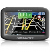 Πλοηγός MLS Destinator Talk & Drive 433