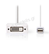 Αντάπτορας Mini DisplayPort σε DVI + DP + HDMI
